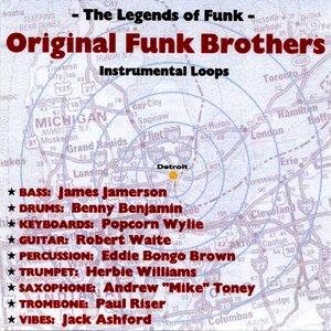 Image for 'Original Funk Brothers Instrumental Loops'