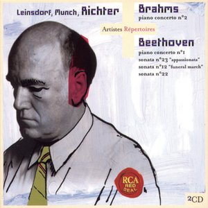 Image for 'Brahms/Beethoven: Piano Concertos/Piano Music'