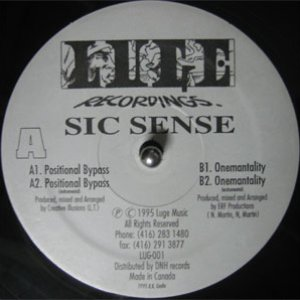 Image for 'Sic Sense'