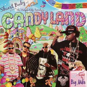 Immagine per 'Candy Land'