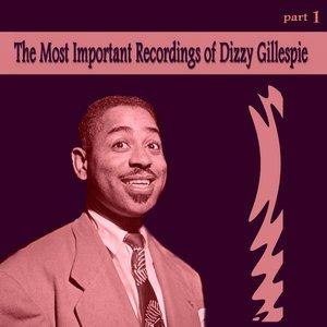 Bild für 'The Most Important Recordings of Dizzy Gillespie, Pt. 1'