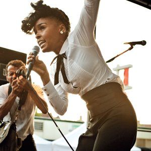 Image for 'Janelle Monαe'