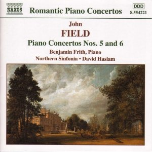Image for 'FIELD: Piano Concertos Nos. 5 and 6'