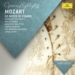 Image for 'Mozart: Le Nozze di Figaro - Highlights'