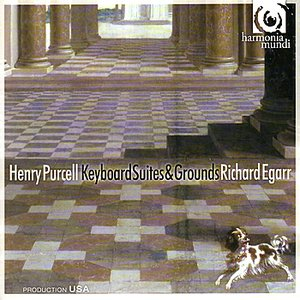 Image for 'Purcell: Keyboard Suites & Grounds'