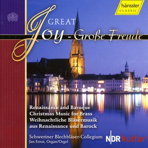 Image for 'Great Joy - Renaissance And Baroque Christmas Music for Brass'