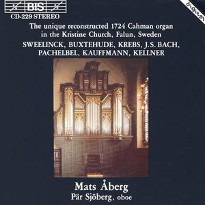 Image for 'MUSIC FOR THE RECONSTRUCTED 1724 CAHMAN ORGAN'