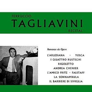 Image for 'Ferruccio Tagliavini Recital'