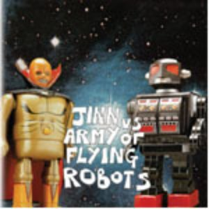 "Image for 'Army of Flying Robots/Jinn - split 10""'"