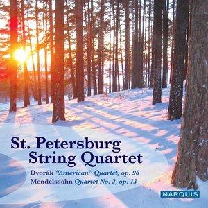 """Image for 'Dvorak """"American"""" Quartet - Mendelssohn Quartet No.2'"""