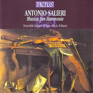 Image for 'Salieri : Musica per Harmonie'