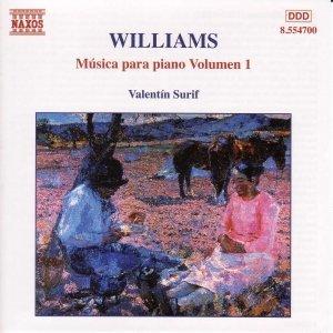 Image for 'ALBERTO WILLIAMS : Piano Music Vol.  1'