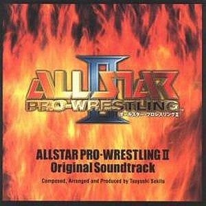 Image for 'Allstar Pro-Wrestling II Original Soundtrack'