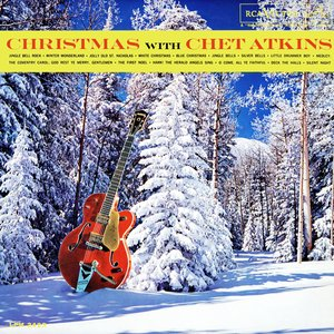 Immagine per 'Christmas With Chet Atkins'
