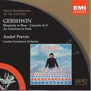 Image for 'Gershwin: Rhapsody in Blue/An American in Paris/Concerto in F'