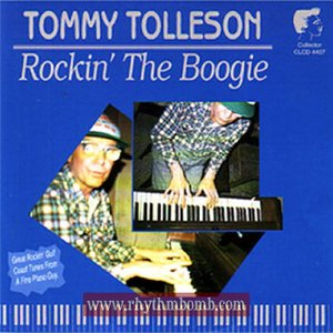 Image for 'Tommy Tolleson'