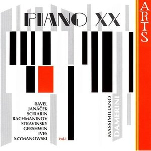 Image for 'Piano XX - Vol. 1'