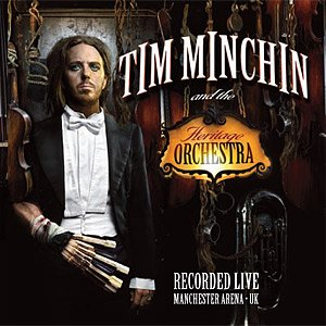 Image for 'Tim Minchin And The Heritage Orchestra'