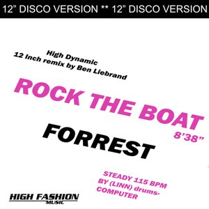 Image pour 'Rock The Boat'
