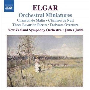 Bild für 'ELGAR: Orchestral Miniatures'
