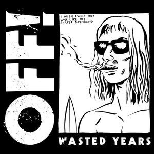 Image for 'Wasted Years'