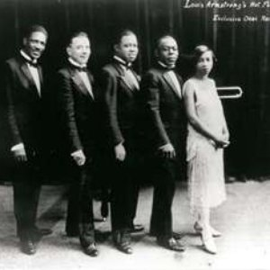 Image for 'Louis Armstrong and His Hot Five'