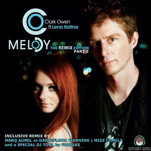 Image for 'Melody (feat. Lena Katina) [The Remix Edition Part 2]'