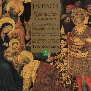 Image for 'Bach, JS : Weihnachtsoratorium [Christmas Oratorio]'