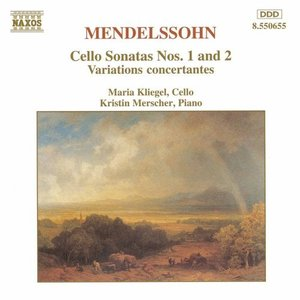 Image for 'MENDELSSOHN: Cello Sonatas Nos. 1 and 2 / Variations Concertantes'
