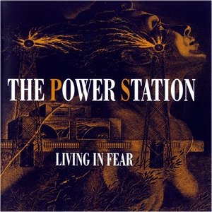 Image for 'Living in Fear'