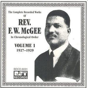 Image for 'Rev. McGhee'