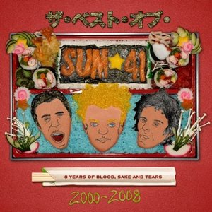 Imagem de '8 Years Of Blood, Sake And Tears: The Best Of Sum 41 2000-2008'
