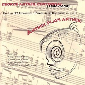 Image for 'Antheil Plays Antheil'