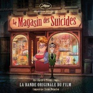 Imagen de 'Le magasin des suicides (Bande originale du film)'