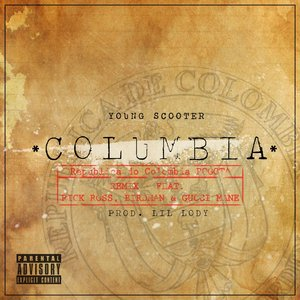 Image for 'Columbia Remix'