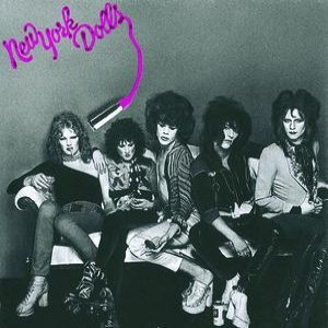 Image for 'The New York Dolls'