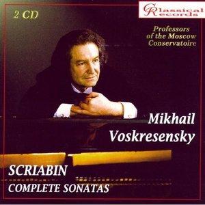 Image for 'Scriabin. Complete Piano Sonatas'