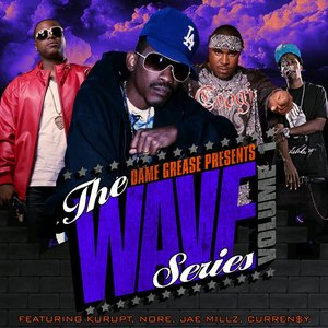 Image for 'Dame Grease Presents The Wave Series Vol. 1'