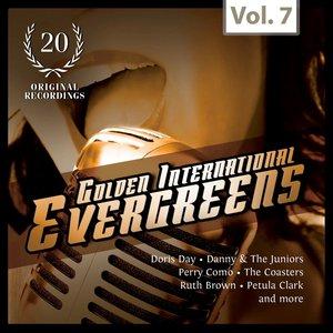 Image for 'Evergreens Golden International, Vol. 7'