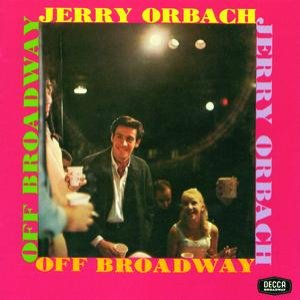 Image for 'Jerry Orbach: Off Broadway'