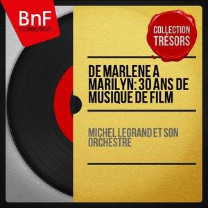 Image for 'De marlène à marilyn: 30 ans de musique de film (Mono Version)'