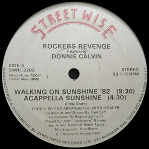 Image for 'Walkin' On Sunshine'
