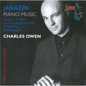 Imagem de 'Janáček: Piano Music'