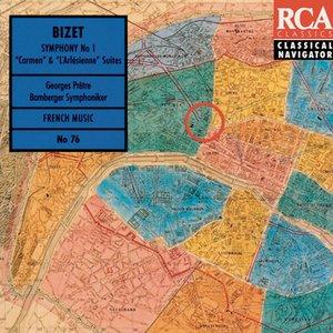 Image pour 'Bizet: Symphony 1'