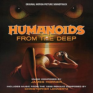 """Image for 'Main Title (Original Motion Picture Soundtrack for """"Humanoids from the Deep"""")'"""