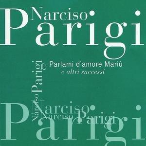 """""""Parlami D'Amore Mariu'e Altri Successi""""的封面"""