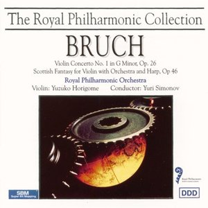 Image for 'Max Bruch, Violin Concerto No. 1 In G Minor, Op. 26'