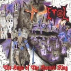 Image for 'The Saga of The Horned King'