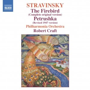 Image for 'STRAVINSKY: The Firebird / Petrushka'