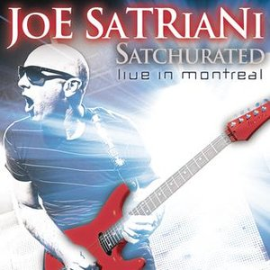 Immagine per 'Satchurated: Live In Montreal'
